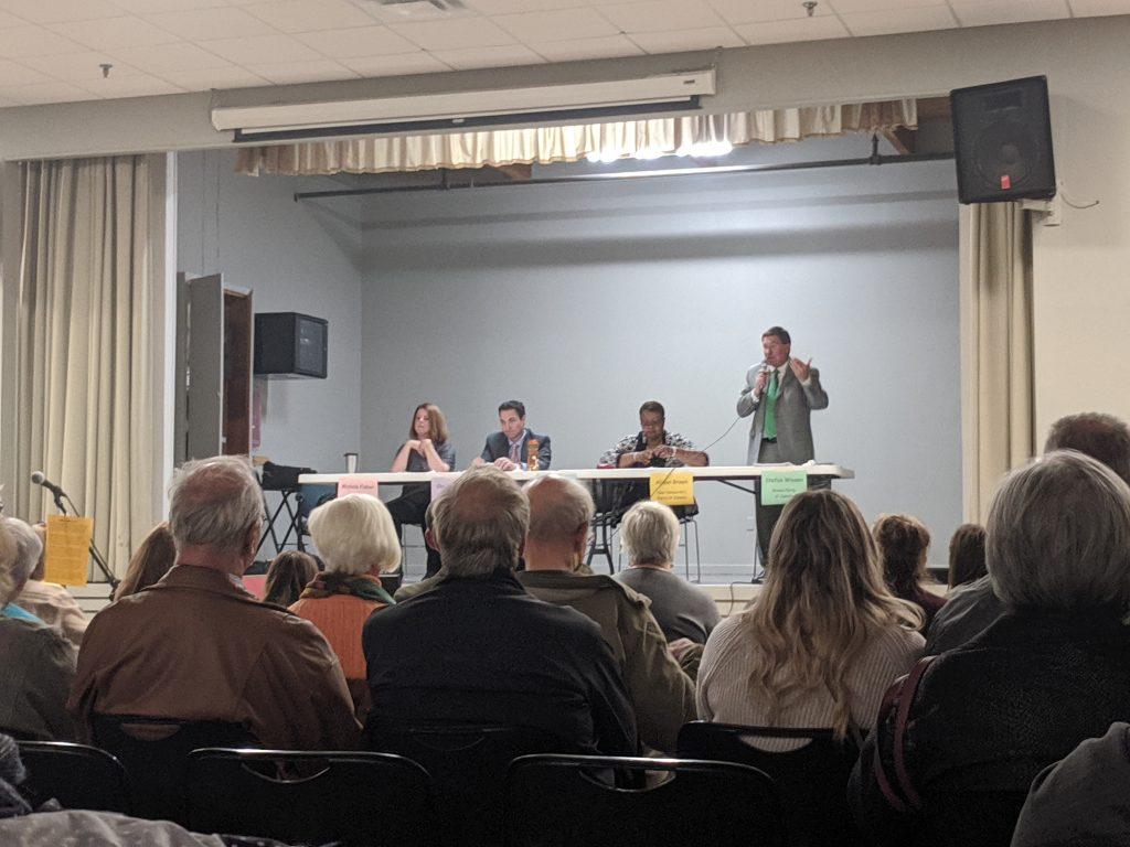 Bolton Town Hall Debate 2019